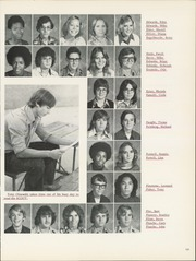 Page 155, 1976 Edition, Central High School - Chieftain Yearbook (Muskogee, OK) online yearbook collection