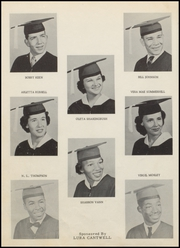 Muldrow High School - Bulldog Yearbook (Muldrow, OK) online yearbook collection, 1959 Edition, Page 22