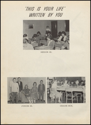Muldrow High School - Bulldog Yearbook (Muldrow, OK) online yearbook collection, 1959 Edition, Page 8