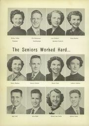 Page 10, 1953 Edition, Crooked Oak High School - Rufnex Yearbook (Oklahoma City, OK) online yearbook collection