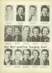 Page 12, 1953 Edition, Crooked Oak High School - Rufnex Yearbook (Oklahoma City, OK) online yearbook collection