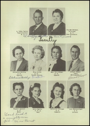 Page 8, 1946 Edition, Bethany High School - Broncho Yearbook (Bethany, OK) online yearbook collection
