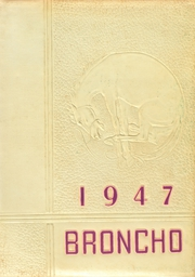 Page 1, 1947 Edition, Bethany High School - Broncho Yearbook (Bethany, OK) online yearbook collection