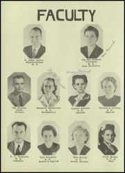 Page 12, 1947 Edition, Bethany High School - Broncho Yearbook (Bethany, OK) online yearbook collection