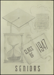 Page 13, 1947 Edition, Bethany High School - Broncho Yearbook (Bethany, OK) online yearbook collection