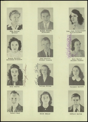 Page 14, 1947 Edition, Bethany High School - Broncho Yearbook (Bethany, OK) online yearbook collection