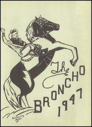 Page 7, 1947 Edition, Bethany High School - Broncho Yearbook (Bethany, OK) online yearbook collection