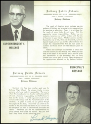 Page 10, 1958 Edition, Bethany High School - Broncho Yearbook (Bethany, OK) online yearbook collection