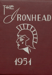 Eufaula High School - Ironhead Yearbook (Eufaula, OK) online yearbook collection, 1951 Edition, Page 1