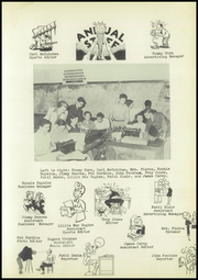 Page 11, 1952 Edition, Eufaula High School - Ironhead Yearbook (Eufaula, OK) online yearbook collection
