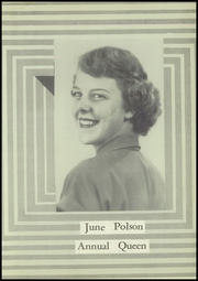 Page 13, 1952 Edition, Eufaula High School - Ironhead Yearbook (Eufaula, OK) online yearbook collection