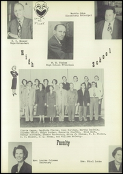 Page 15, 1952 Edition, Eufaula High School - Ironhead Yearbook (Eufaula, OK) online yearbook collection
