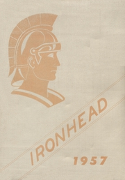 Eufaula High School - Ironhead Yearbook (Eufaula, OK) online yearbook collection, 1957 Edition, Page 1