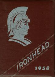 Eufaula High School - Ironhead Yearbook (Eufaula, OK) online yearbook collection, 1958 Edition, Page 1