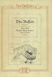 Page 5, 1920 Edition, Stigler High School - Buffalo Yearbook (Stigler, OK) online yearbook collection