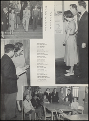 Page 11, 1956 Edition, Comanche High School - Tomahawk Yearbook (Comanche, OK) online yearbook collection