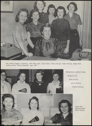 Page 12, 1956 Edition, Comanche High School - Tomahawk Yearbook (Comanche, OK) online yearbook collection