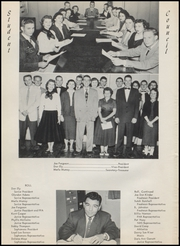 Page 6, 1956 Edition, Comanche High School - Tomahawk Yearbook (Comanche, OK) online yearbook collection