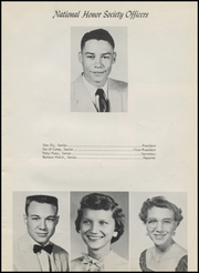 Page 7, 1956 Edition, Comanche High School - Tomahawk Yearbook (Comanche, OK) online yearbook collection