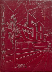 Page 1, 1959 Edition, Comanche High School - Tomahawk Yearbook (Comanche, OK) online yearbook collection
