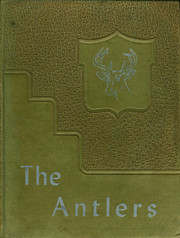 Page 1, 1952 Edition, Antlers High School - Yearbook (Antlers, OK) online yearbook collection