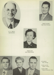 Page 10, 1952 Edition, Antlers High School - Yearbook (Antlers, OK) online yearbook collection