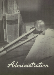 Page 7, 1952 Edition, Antlers High School - Yearbook (Antlers, OK) online yearbook collection
