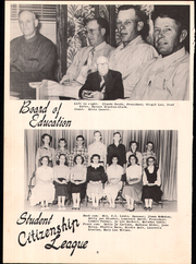 Page 10, 1951 Edition, Newcastle High School - Blue Racer Yearbook (Newcastle, OK) online yearbook collection