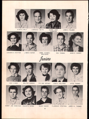 Page 12, 1951 Edition, Newcastle High School - Blue Racer Yearbook (Newcastle, OK) online yearbook collection