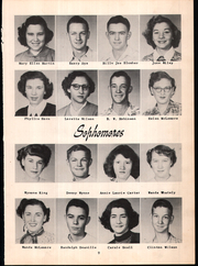 Page 13, 1951 Edition, Newcastle High School - Blue Racer Yearbook (Newcastle, OK) online yearbook collection