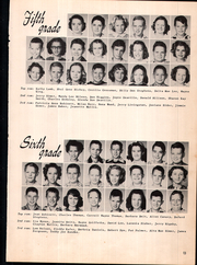 Page 17, 1951 Edition, Newcastle High School - Blue Racer Yearbook (Newcastle, OK) online yearbook collection