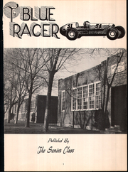 Page 5, 1951 Edition, Newcastle High School - Blue Racer Yearbook (Newcastle, OK) online yearbook collection