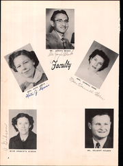 Page 8, 1951 Edition, Newcastle High School - Blue Racer Yearbook (Newcastle, OK) online yearbook collection