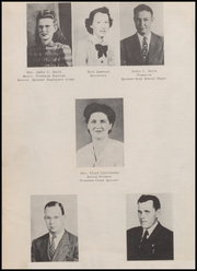 Page 10, 1947 Edition, Purcell High School - Dragon Yearbook (Purcell, OK) online yearbook collection