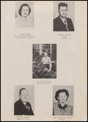 Page 11, 1947 Edition, Purcell High School - Dragon Yearbook (Purcell, OK) online yearbook collection