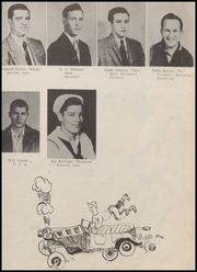 Page 17, 1947 Edition, Purcell High School - Dragon Yearbook (Purcell, OK) online yearbook collection