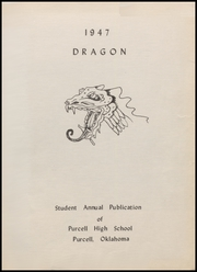Page 5, 1947 Edition, Purcell High School - Dragon Yearbook (Purcell, OK) online yearbook collection