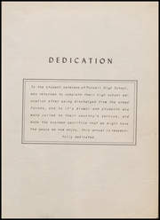 Page 7, 1947 Edition, Purcell High School - Dragon Yearbook (Purcell, OK) online yearbook collection