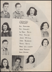 Page 9, 1947 Edition, Purcell High School - Dragon Yearbook (Purcell, OK) online yearbook collection
