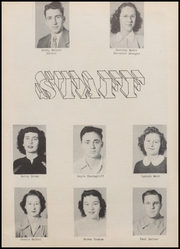 Page 10, 1948 Edition, Purcell High School - Dragon Yearbook (Purcell, OK) online yearbook collection