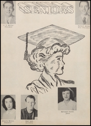 Page 12, 1948 Edition, Purcell High School - Dragon Yearbook (Purcell, OK) online yearbook collection