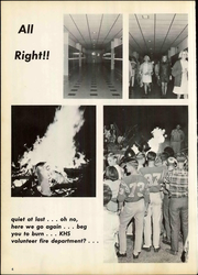 Page 10, 1969 Edition, Kingfisher High School - Yellow Jacket Yearbook (Kingfisher, OK) online yearbook collection