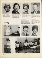 Page 16, 1969 Edition, Kingfisher High School - Yellow Jacket Yearbook (Kingfisher, OK) online yearbook collection