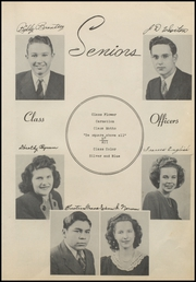 Page 15, 1946 Edition, Locust Grove High School - Treasure Chest Yearbook (Locust Grove, OK) online yearbook collection