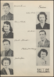 Page 16, 1946 Edition, Locust Grove High School - Treasure Chest Yearbook (Locust Grove, OK) online yearbook collection