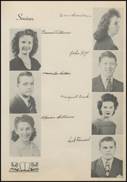Page 17, 1946 Edition, Locust Grove High School - Treasure Chest Yearbook (Locust Grove, OK) online yearbook collection