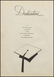 Page 8, 1946 Edition, Locust Grove High School - Treasure Chest Yearbook (Locust Grove, OK) online yearbook collection