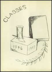 Page 10, 1947 Edition, Hobart High School - Bearcat Yearbook (Hobart, OK) online yearbook collection