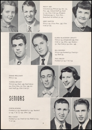 Page 21, 1954 Edition, Hobart High School - Bearcat Yearbook (Hobart, OK) online yearbook collection