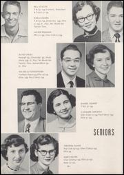 Page 22, 1954 Edition, Hobart High School - Bearcat Yearbook (Hobart, OK) online yearbook collection
